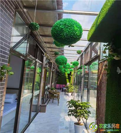 白河湾刘水湾民宿